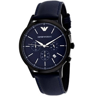 Armani Men's Herringbone Watches
