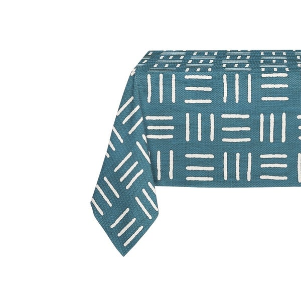 Kavka Designs Mudcloth Table Cloth By Kavka Designs - 70 x 90 inches