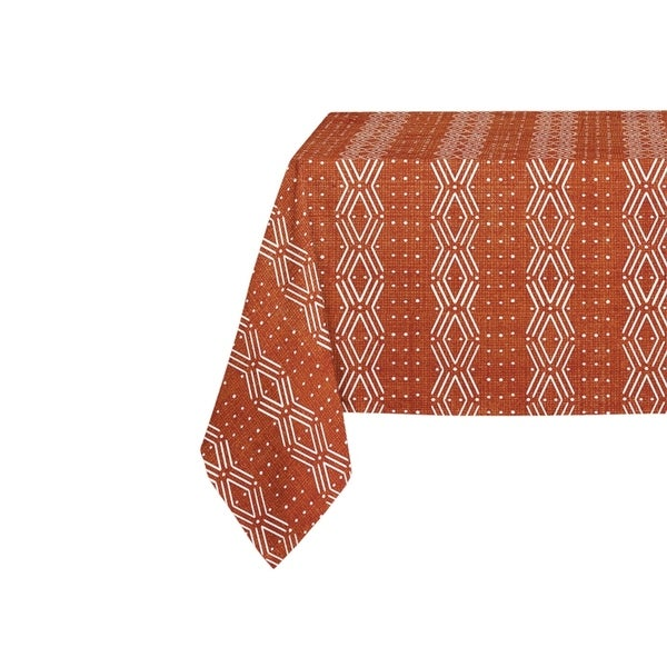 Kavka Designs Dune Table Cloth By Terri Ellis - 70 x 90 inches