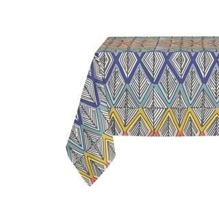 Kavka Designs Genoa Table Cloth By Michelle Parascandolo - 70 x 90 inches