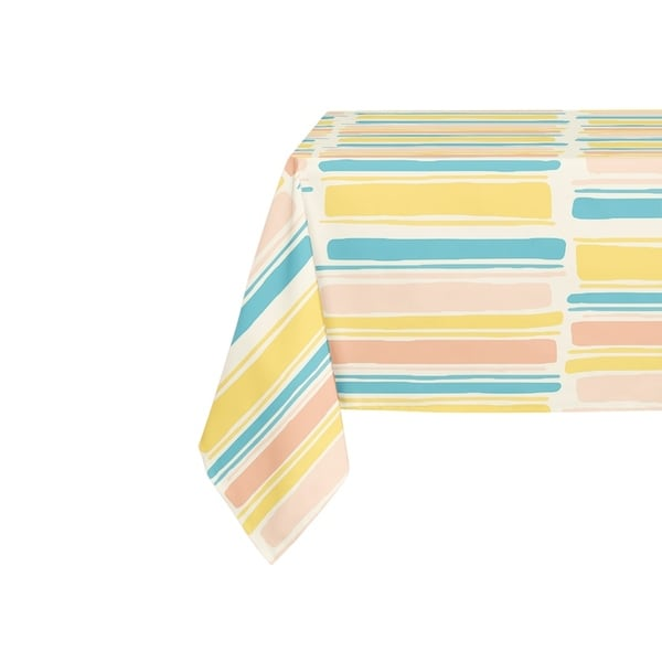 Kavka Designs Sicily Table Cloth By Michelle Parascandolo - 70 x 90 inches