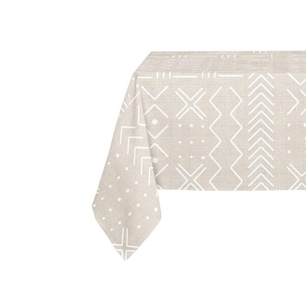 Kavka Designs Edan Table Cloth By Terri Ellis   70 X 90 Inches