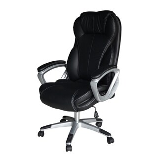 Magnum Big N Tall Executive Black Office Chair