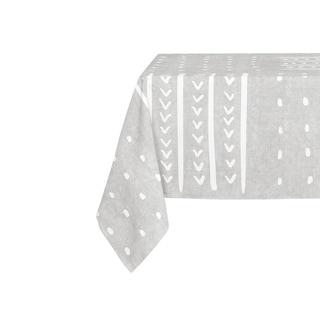 Kavka Designs Grey Basin Table Cloth By Kavka Designs - 70 x 90 inches