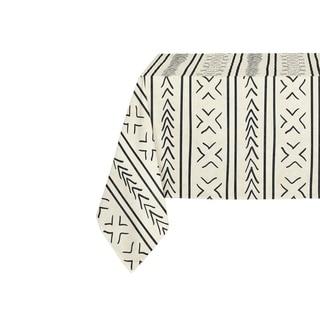 Kavka Designs Ivory Coronado Table Cloth By Kavka Designs - 70 x 90 inches