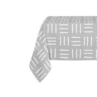 Kavka Designs Mudcloth Table Cloth By Marina Gutierrez - 70 x 90 inches