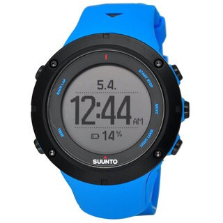 Suunto Men's SS022305000 Ambit3 Black Watch
