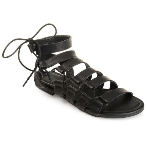 92afcec98f Black, Gladiator Women's Shoes | Find Great Shoes Deals Shopping at ...