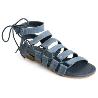 5075ad6358797e Buy Gladiator Women s Sandals Online at Overstock