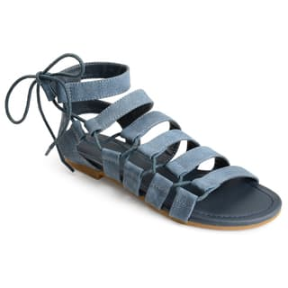 0abf6e25e6a197 Buy Gladiator Women s Sandals Online at Overstock