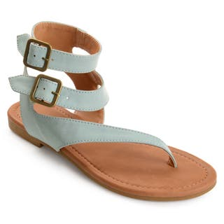 b197bc7bf92 Buy Blue Women s Sandals Online at Overstock