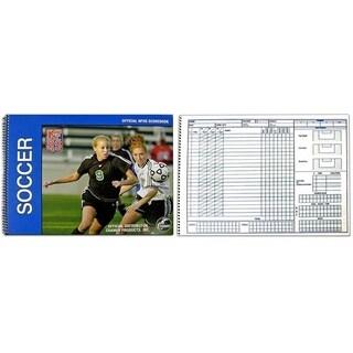 Cramer Official NFHS Soccer Scorebook