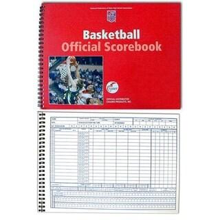 Cramer Official NFHS Basketball Scorebook