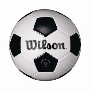Wilson Synthetic Leather Soccer Ball Size 3