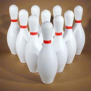 Bowling Pins [10 Pin Set, Unweighted]