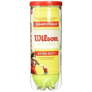 Wilson Championship Tennis Ball / sold by dz