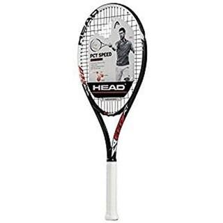 Head PCT Speed Titanium white tennis racquet sz 4-3/8 grip