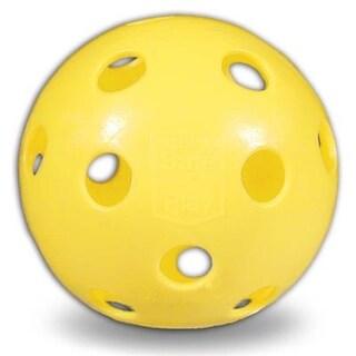 Cosom Yellow 9-inch Baseball Funball