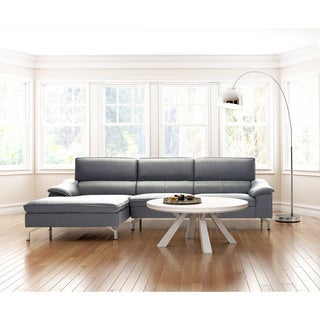 Beaumont Grey Acacia Round Coffee Table