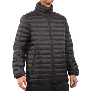 Pulse Men's Black 90/10 Down Ski/Snowboard Jacket