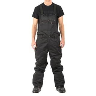 Pulse Men's The Dungaree Insulated Snow Coverall Bib|https://ak1.ostkcdn.com/images/products/18515630/P24625734.jpg?impolicy=medium