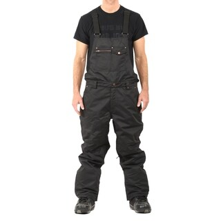 Pulse Men's The Dungaree Insulated Snow Coverall Bib