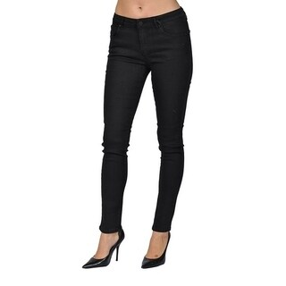 C'est Toi Supper Skinny Black Denim Jeans