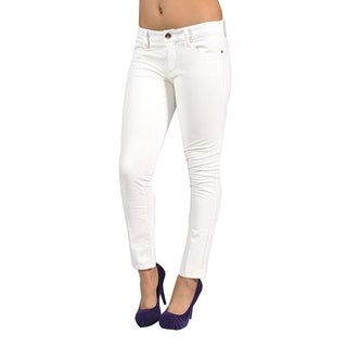 Cache Womens Fashion Jeans Ivory