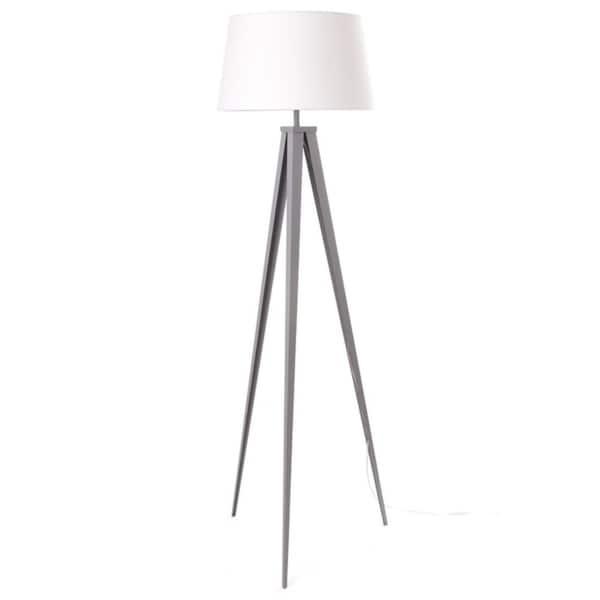 Euro Style Collection Berlin Tripod Floor Lamp