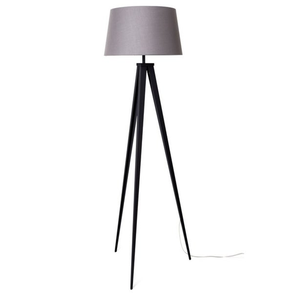 Euro Style Collection Berlin Tripod Floor Lamp