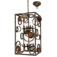 Van Teal 451150 Wheels of Flair Chandelier