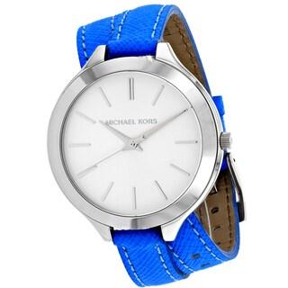 Michael Kors Women's MK2331 Slim Runway Watches