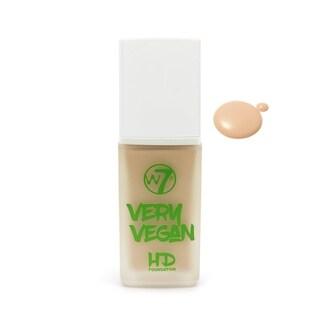 W7 Very Vegan HD Foundation Fresh Beige