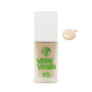 W7 Very Vegan HD Foundation Bare Buff