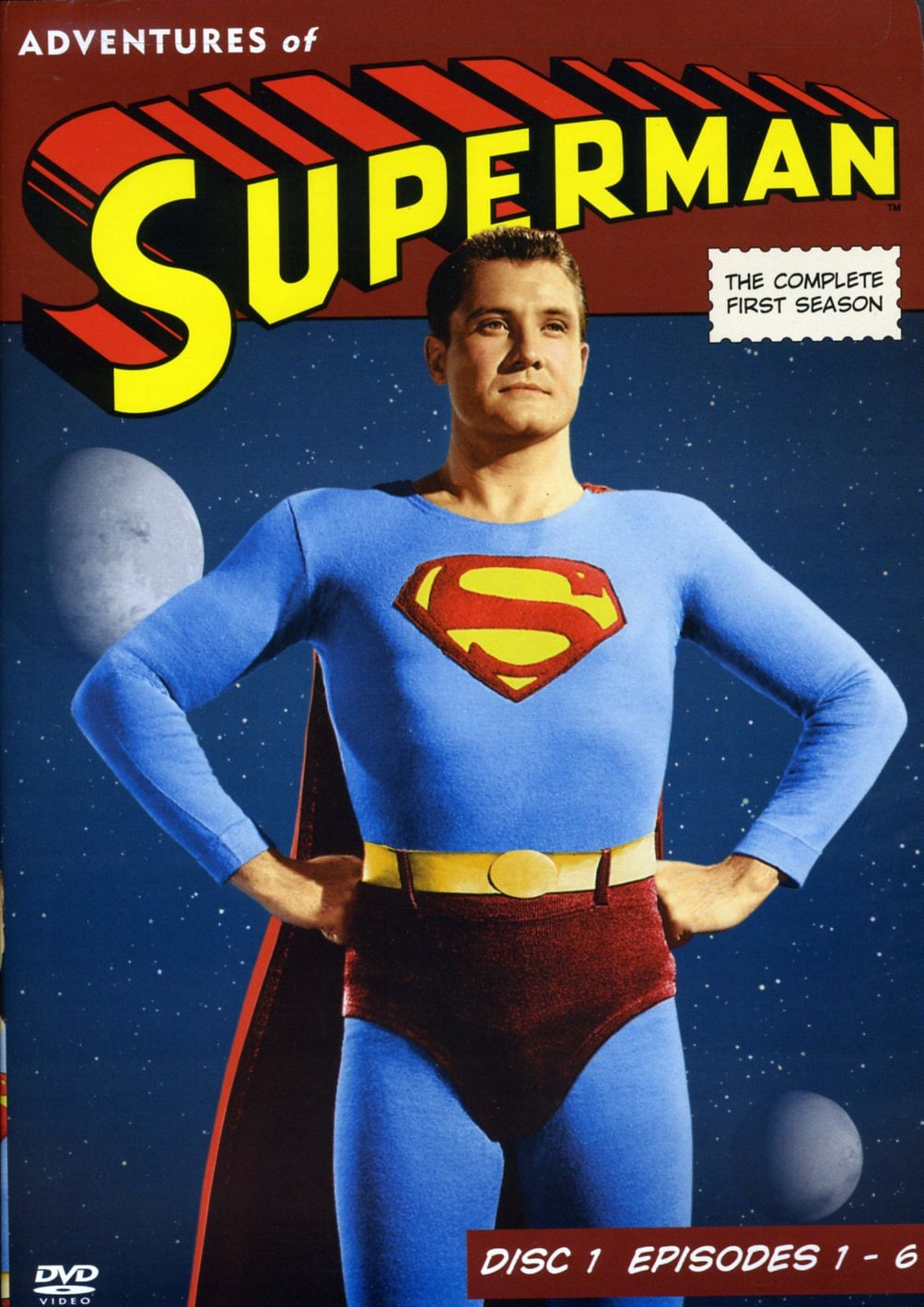 Adventures of Superman: Season 1 (DVD)