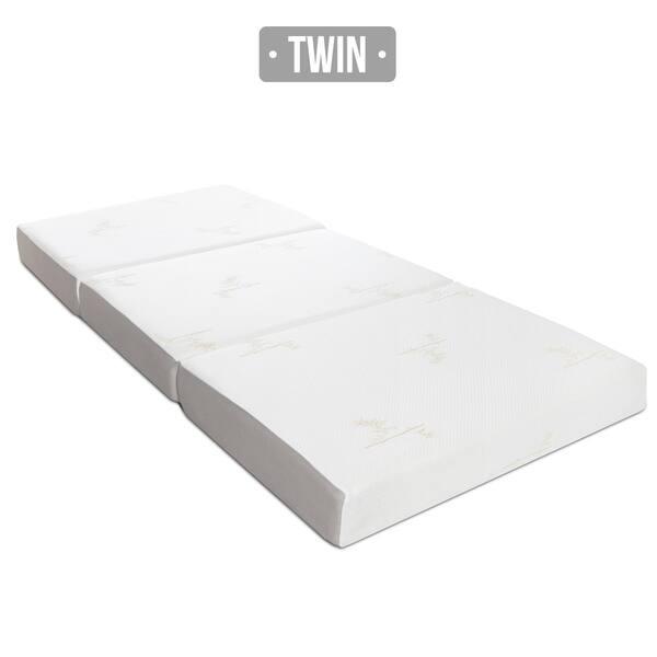 Milliard Twin Size 6 Inch Memory Foam