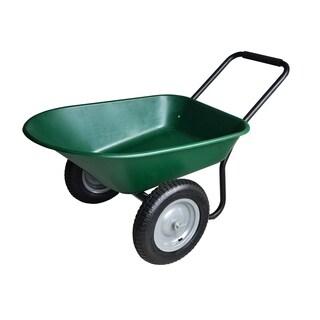 Sontax Dual Wheel Garden Cart