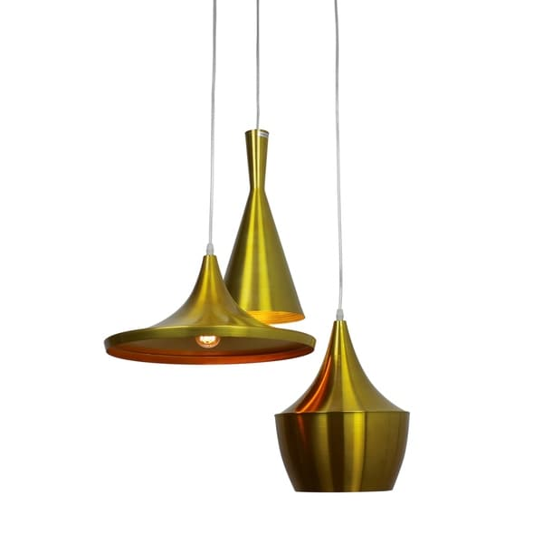 Vino Beat Multi Light Pendant, Wide, Tall, Fat - N/A