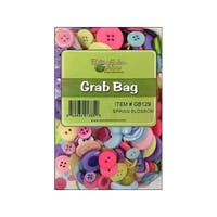 Buttons Galore Button Grab Bag Spring Blossom