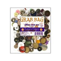 Buttons Galore Button Grab Bag Great