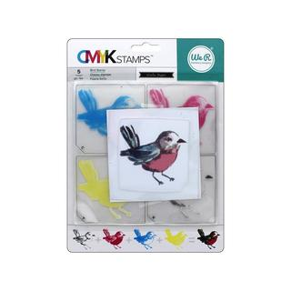 We R Memory CMYK Stamp Bird