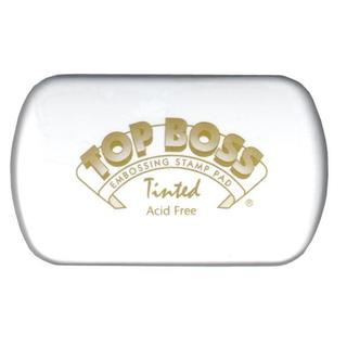 Clearsnap Top Boss Embossing Stamp Pad Full Sz Tnt