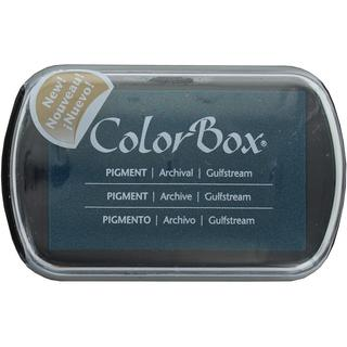 ColorBox Pigment Inkpad Full Size Gulfstream