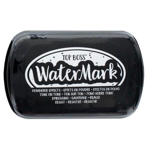 Clearsnap Top Boss Watermark Stamp Pad Full Sz