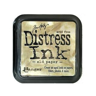 Ranger THoltz Distress Ink Pad Old Paper