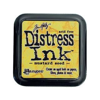 Ranger THoltz Distress Ink Pad Mustard Seed