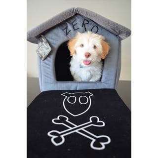 Disney Nightmare Before Christmas Zero Pet House Dog Bed with Detachable Top https://ak1.ostkcdn.com/images/products/18516976/P24626877.jpg?impolicy=medium