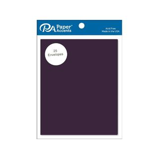 Envelope 4.375x5.75 25pc Hyacinth