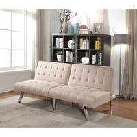 ACME Astra II Adjustable Sofa in Beige Linen
