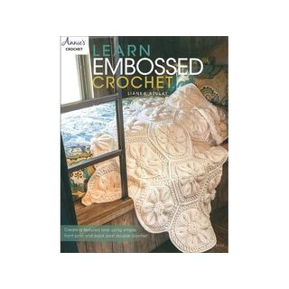 Annie's Learn Embossed Crochet Book